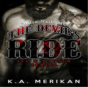K.A. Merikan - The Devil's Ride Square