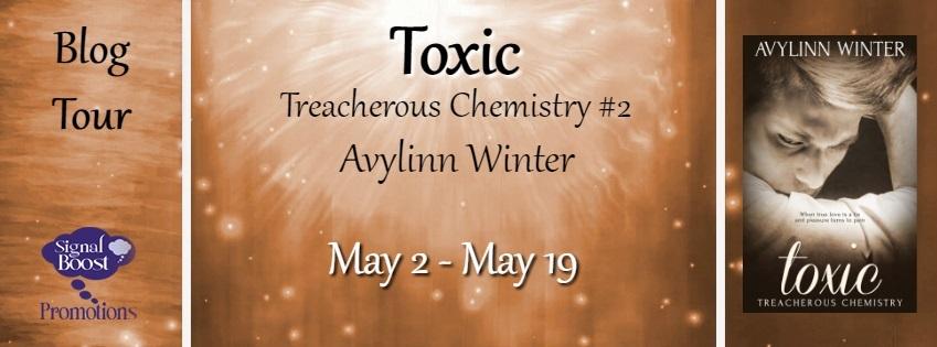 Avylinn Winter - Toxic BT Banner