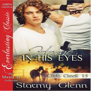 Home in His Eyes by Stormy Glenn