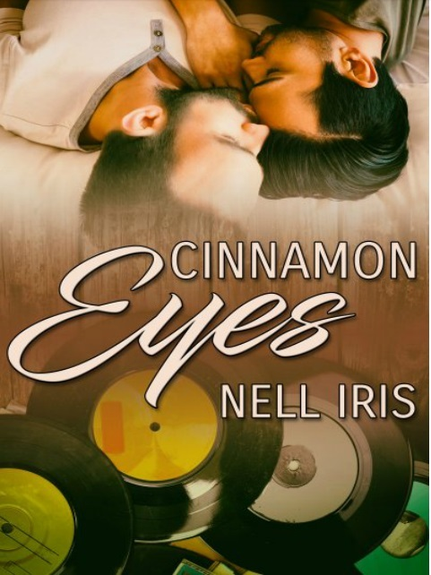 Nell Iris - Cinnamon Eyes Cover