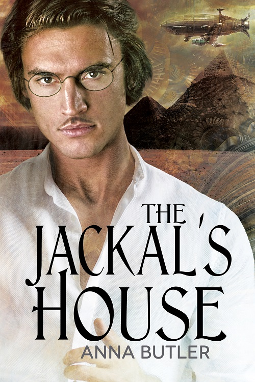 The Jackal's House by Anna Butler