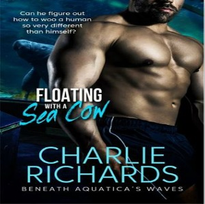 Floating with his Sea Cow by Charlie Richards