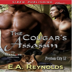 The Cougar's Assassin by E.A. Reynolds