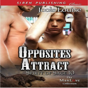 Opposites Attract by Jools Louise