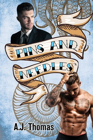 Pins & Needles by A.J. Thomas