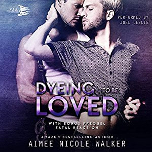 Dyeing to be Loved Aimee Nicole Walker Audio Tour, Excerpt & Giveaway!