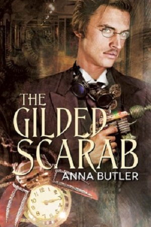 The Gilded Scarab by Anna Butler
