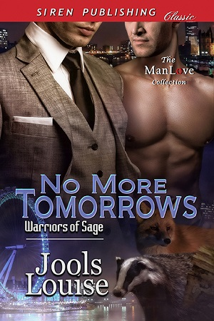 No More Tomorrows by Jools Louise