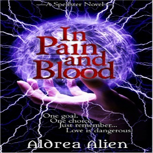 In Blood and Pain by Aldrea Alien Blog Tour, Excerpt & Giveaway!