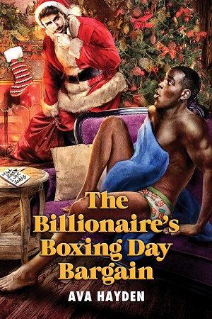 The Billionaire's Boxing Day Bargain by Ava Hayden