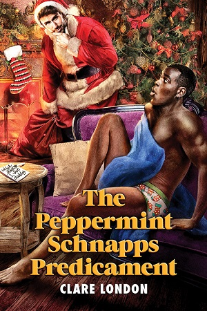 The Peppermint Schnapps Predicament by Kim Fielding