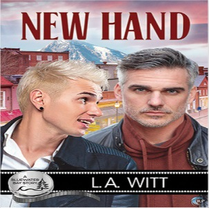 New Hand by L.A. Witt Blog Tour, Excerpt & Giveaway!