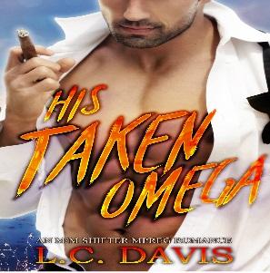 His Taken Omega by L.C. Davis