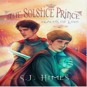 The Solstice Prince by S.J. Himes