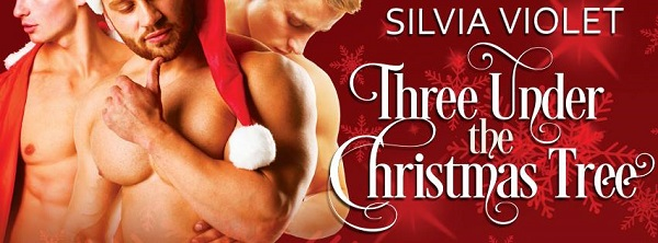 Three Under the Christmas Tree by Silvia Violet