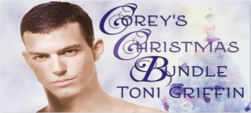 Corey's Christmas Bundle by Toni Griffin (MCB A Holiday to Remember Collection) Release Blast, Excerpt & Giveaway!