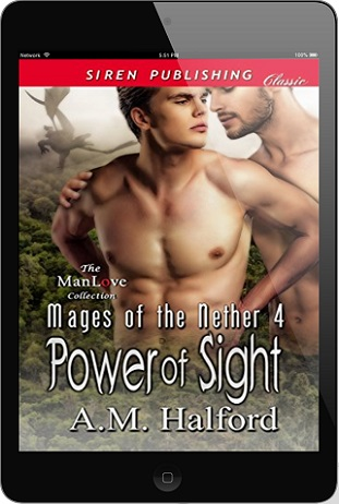 Power of Sight by A.M. Halford