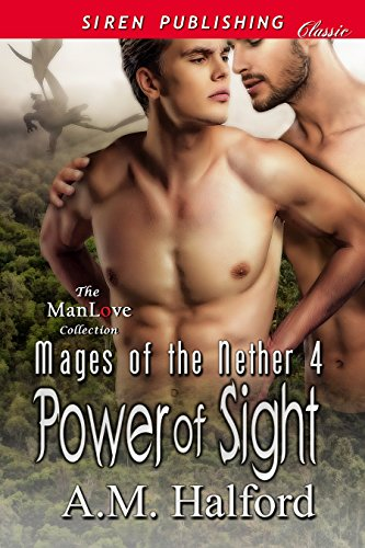 A.M. Halford - Power of Sight Cover 23484hw