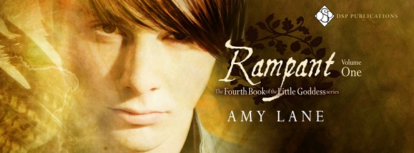 Rampant, Vol. 1 by Amy Lane (2nd edition)