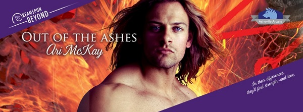 Out of the Ashes by Ari McKay ~ Audiobook