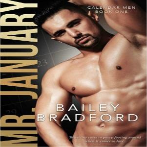 Mr. January by Bailey Bradford