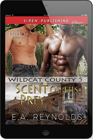 Scent of His Prey by E.A. Reynolds