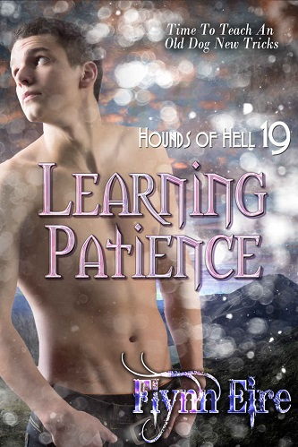 Flynn Eire - Learning Patience Cover 8394hy