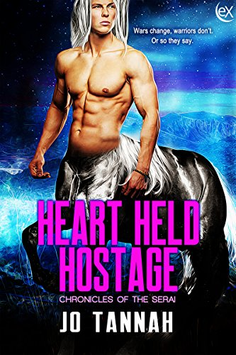 Jo Tannah - Heart Held Hostage Cover 3248hla