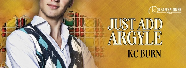 Just Add Argyle by K.C. Burn ~ Audiobook