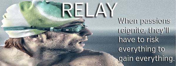 Relay by Layla Reyne Blog Tour, Excerpt & Giveaway!