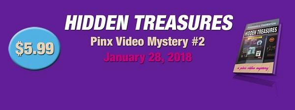 Hidden Treasures by Marshall Thornton