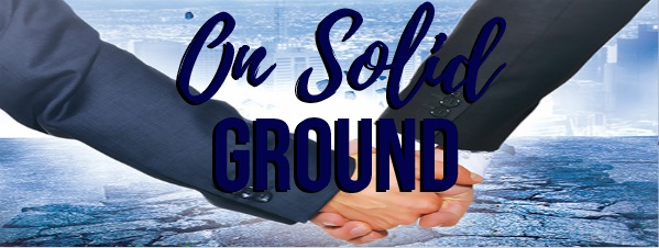 On Solid Ground by Quinn Anderson Blog Tour, Guest Post, Excerpt & Giveaway!