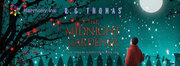 The Midnight Gardener by R.G. Thomas