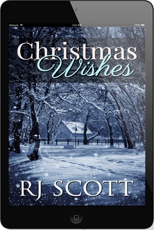 Christmas Wishes by R.J. Scott *Free*