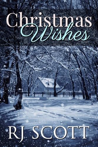 R.J. Scott - Christmas Wishes Cover 46302ki