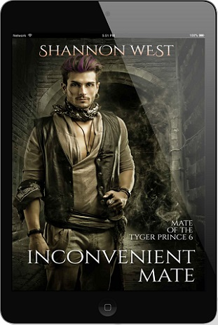 Inconvenient Mate by Shannon West