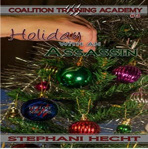 Holiday With An Assassin by Stephani Hecht