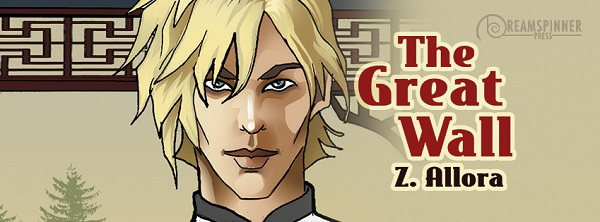 The Great Wall by Z. Allora Blog Tour, Guest Post, Excerpt & Giveaway!