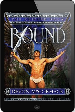 Devon McCormack - Bound 3d Cover 023io3k