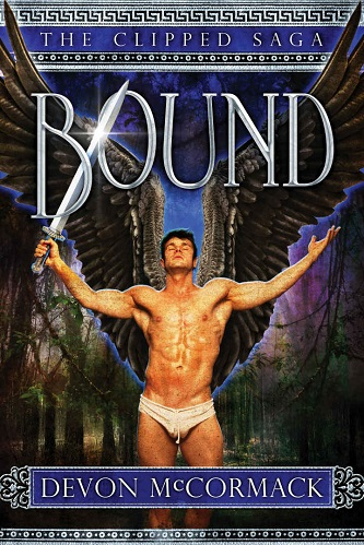 Devon McCormack - Bound Cover 93hye
