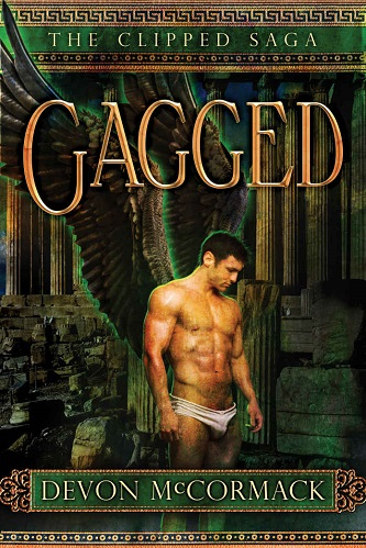 Devon McCormack - Gagged Cover 4374yh