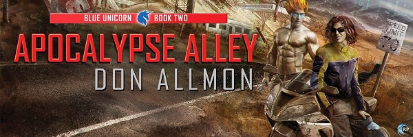 Apocalypse Alley by Don Allmon Blog Tour, Deleted Scene, Excerpt & Giveaway!