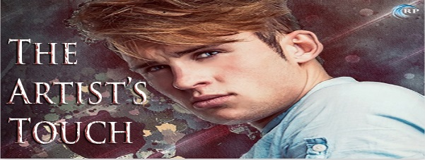 The Artist's Touch by E.J. Russell Blog Tour, Guest Post, Excerpt & Giveaway!