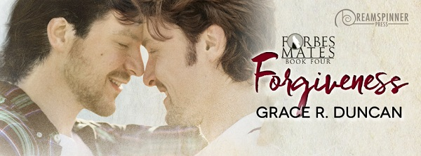 Forgiveness by Grace R. Duncan Blog Tour, Excerpt & Giveaway!