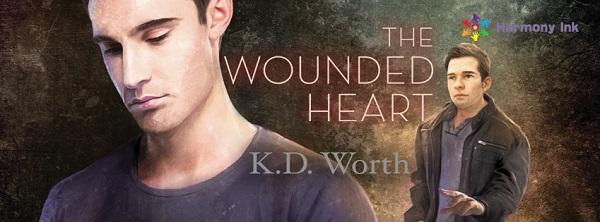 The Wounded Heart by K.D. Worth