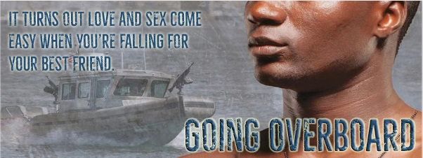 Going Overboard by L.A. Witt Blog Tour, Excerpt & Giveaway!