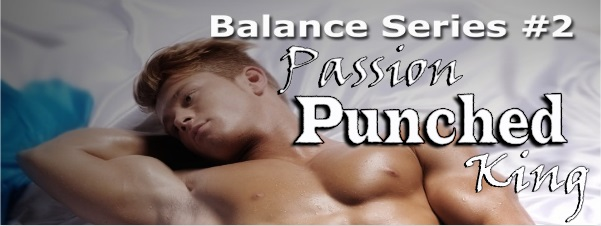 Passion Punched King by Lisa Oliver Blog Tour, Exclusive Excerpt, Reviews & Giveaway!
