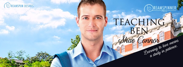 Teaching Ben by Shae Connor Guest Post & Excerpt!