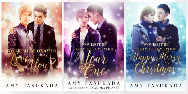 Would It Be Okay To Love You? by Amy Tasukada Boxset Release Blast, Excerpt & Giveaway!