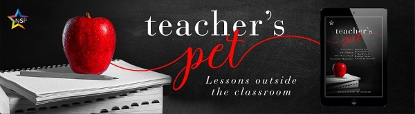 Teacher's Pet Anthology Release Blast & Giveaway!